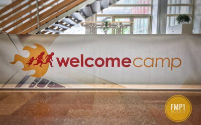Live-Blog vom WelcomeCamp