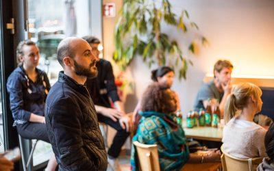 Ein Jahr Refugees Welcome Meetup!