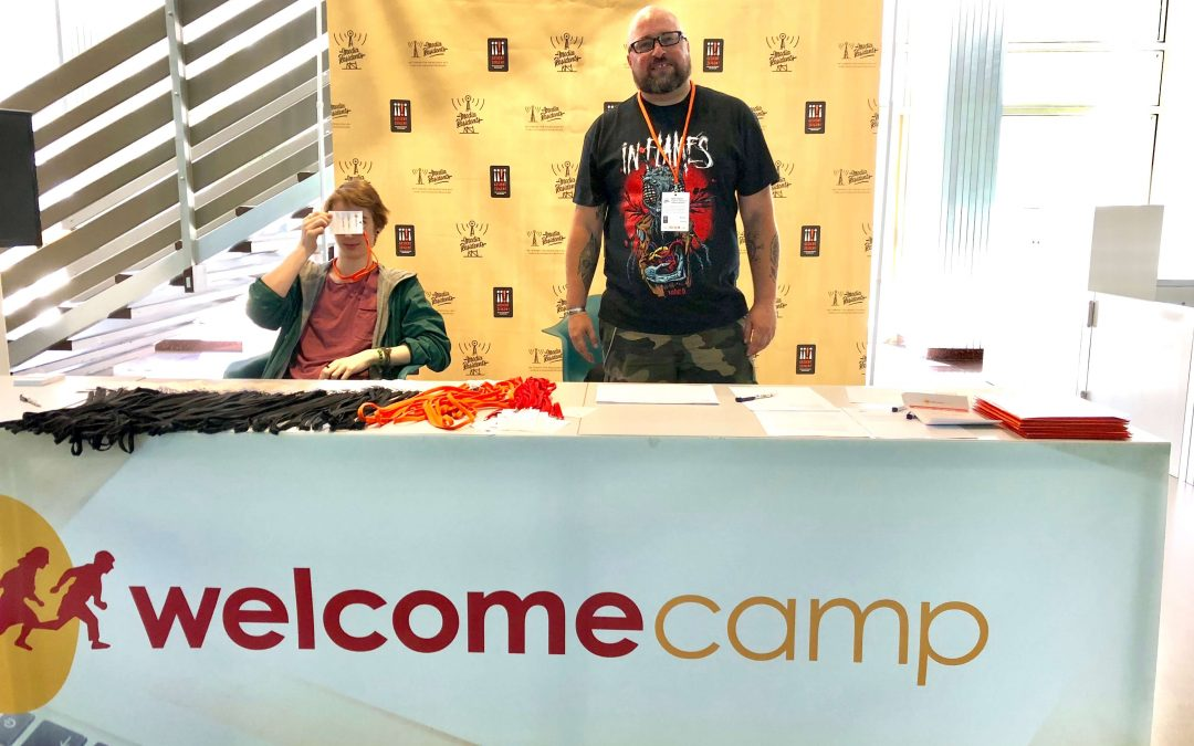 Live-Blog vom WelcomeCamp 2018