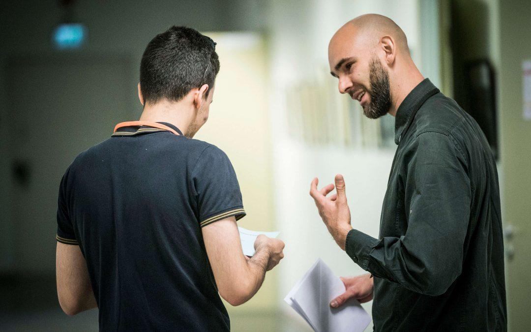Dokumentation WelcomeCamp 2018: Sprache ist der Schlüssel zur Welt