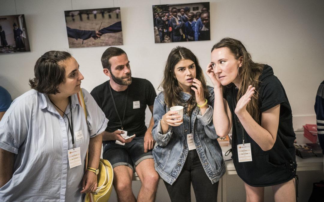 MINE-Konzert als krönender Abschluss: So läuft das digitale WelcomeCamp