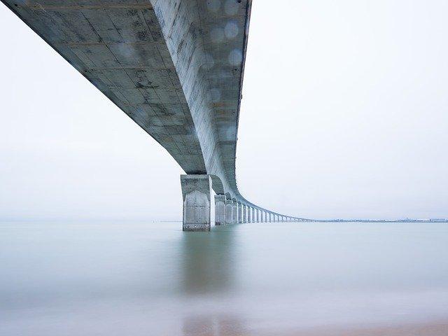 Symbolbild Brücken bauen